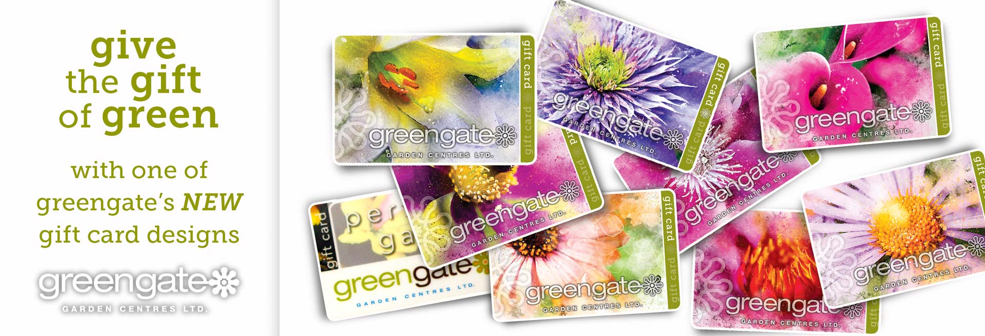 Buy gardening gift cards at greengate
