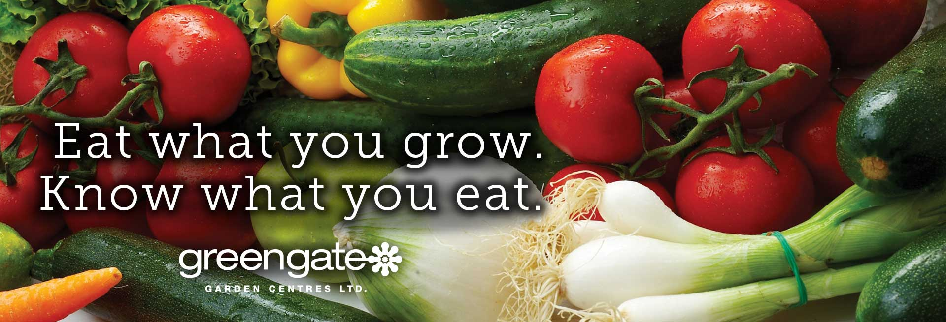 Eat what you grow