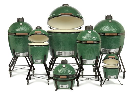 Big Green Egg BBQ collection