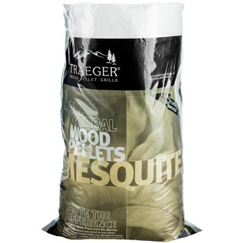 Traeger BBQ wood pellets