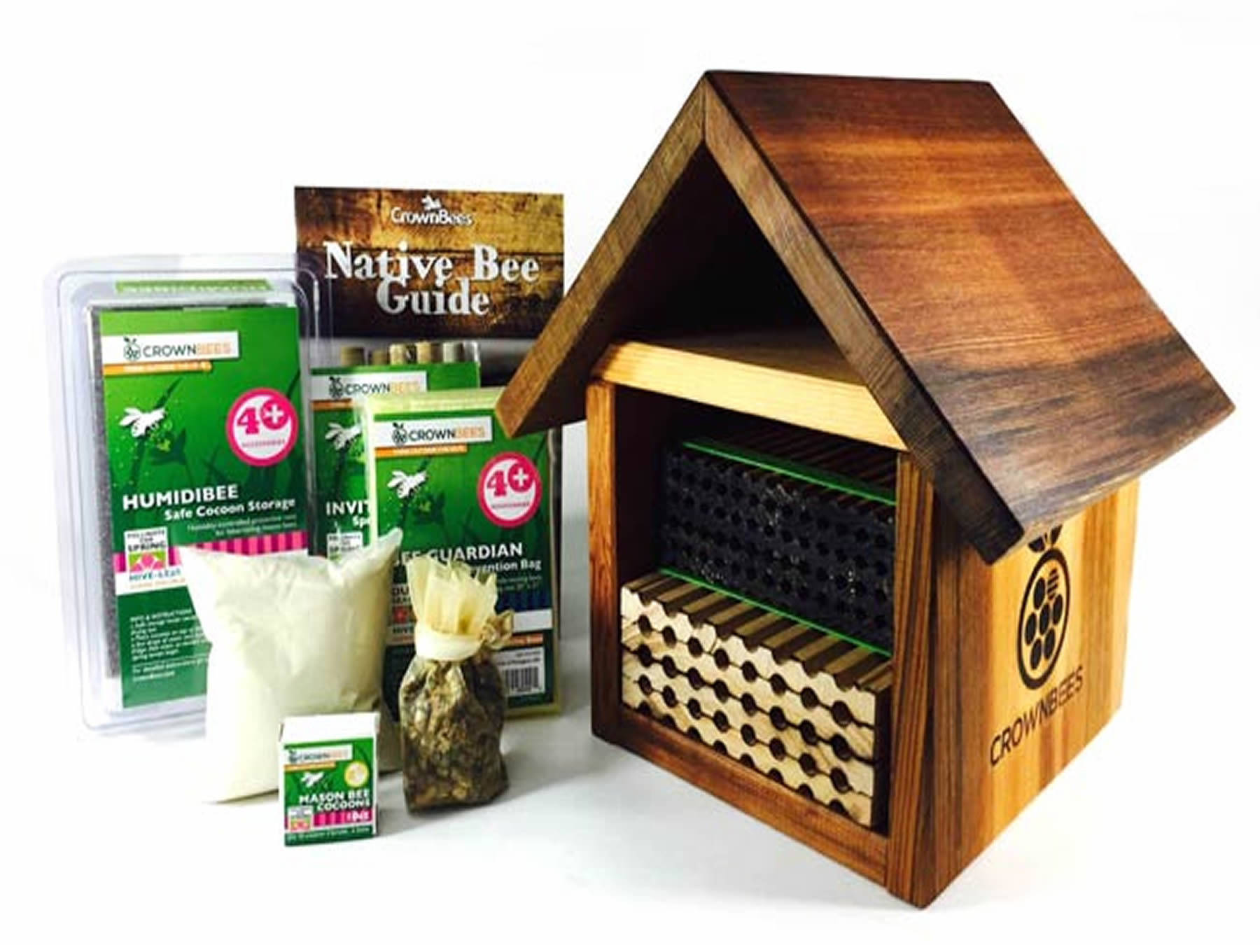 Crown Bees Bee House kit