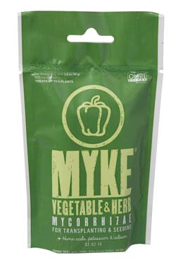 MYKE vegetable & Herm fertilizer