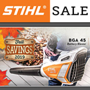 STIHL BGA 45 - battery blower