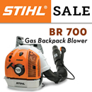 STIHL BR 700 - gas backpack blower