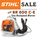 STIHL BR 800 CE - gas backpack blower