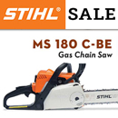 STIHL MS 180 C-BE - gas chain saw