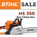 STIHL MS 250 - gas chain saw