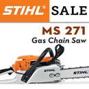 STIHL MS 271 - gas chain saw