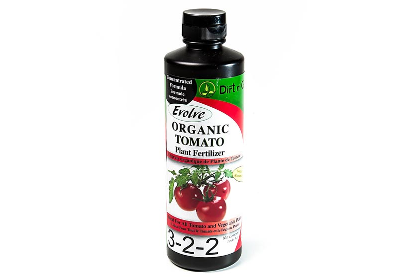 Organic Tomato Fertilizer 3-2-2