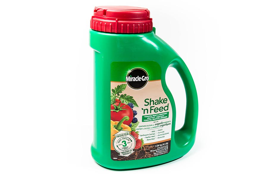 Shake 'n Feed Tomato, Fruit & Vegetable 10-5-15