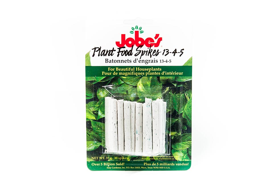 Plant Food Spikes Houseplants 13-4-5