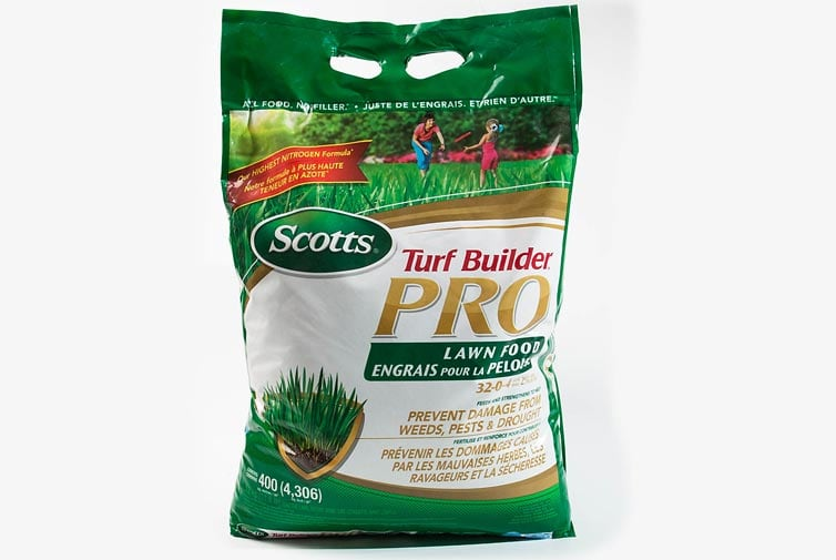 Turf Builder Pro Lawn Food 32-0-4