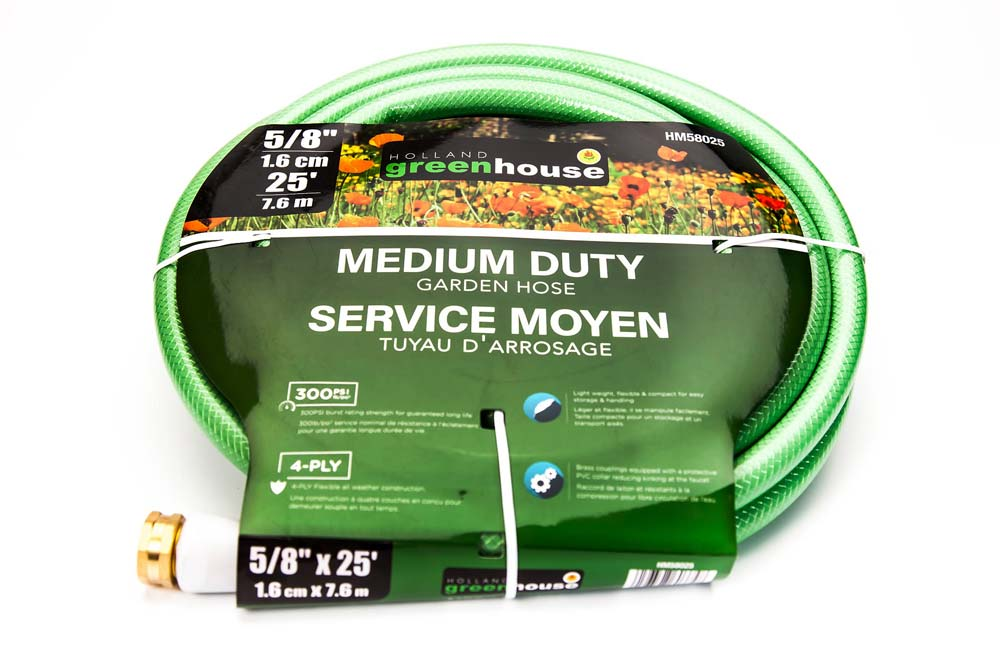 Medium Duty Garden Hose