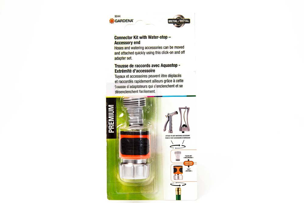 Connector Kit With Water-Stop Accessory End